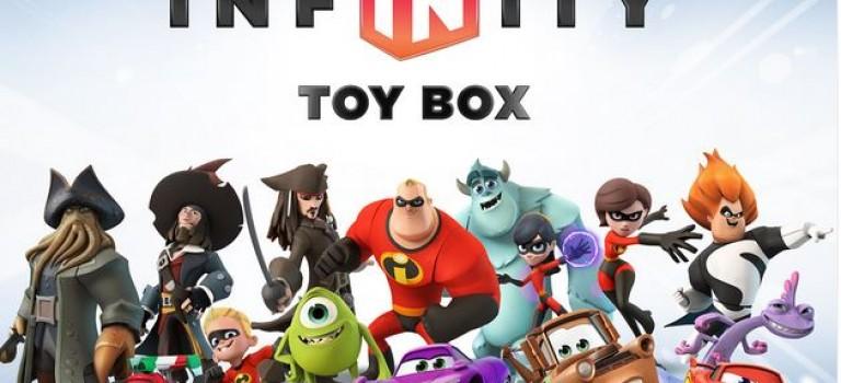 DISNEY INFINITY: TOY BOX (EDICIÓN 2.0)Ya está disponible en tiendas de todo el país