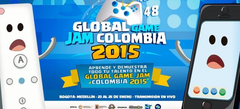 ¿Qué vamos a hacer ahora? Es el tema principal del Global Game Jam 2015