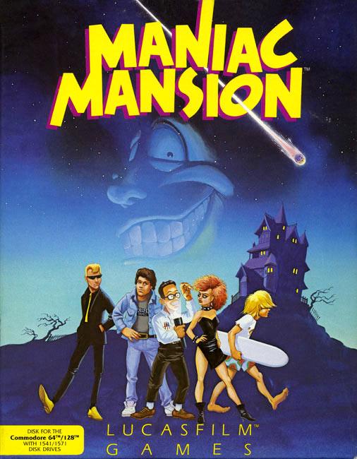 Maniac_Mansion