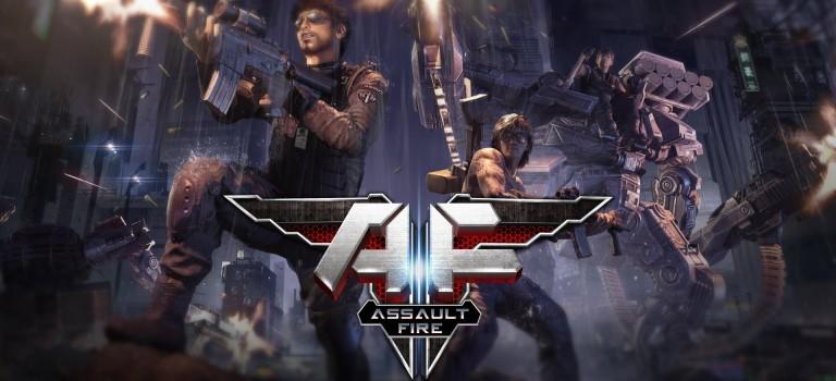 Assault Fire lanza su nueva versión.