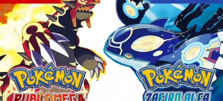 Pokémon Rubí Omega & Pokémon Zafiro Alfa