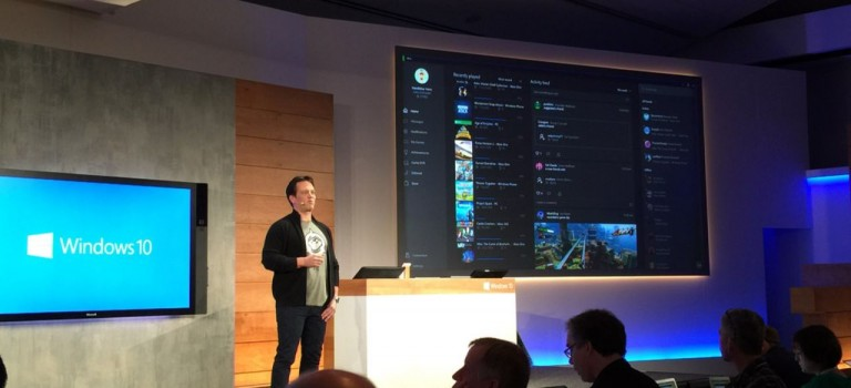 XBOX tendrá su aplicativo para Windows 10