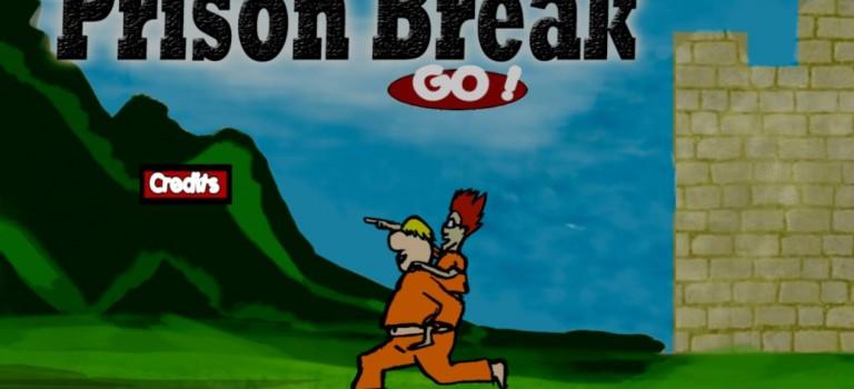 Prison Break fue el videojuego ganador del Global Game Jam 2015