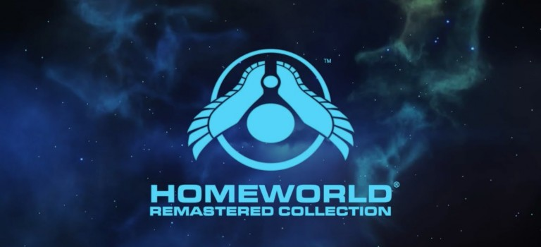 Homeworld Remastered Collection.