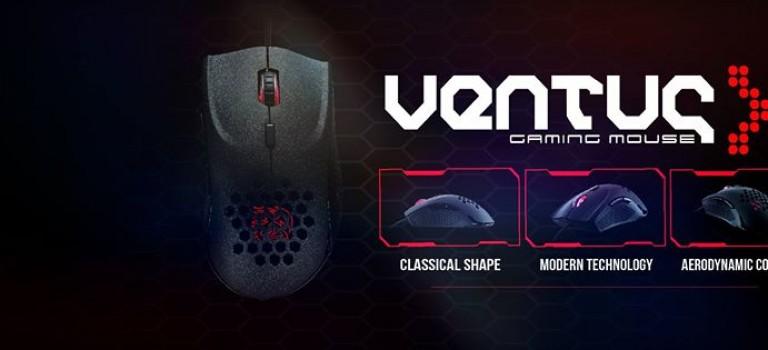 El nuevo mouse que llega para darle comodidad a los gamers