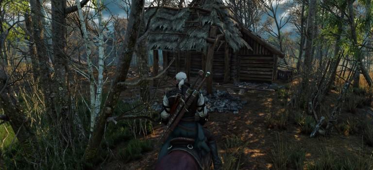 Y así se ve The Witcher III: Wild Hunt en 4K
