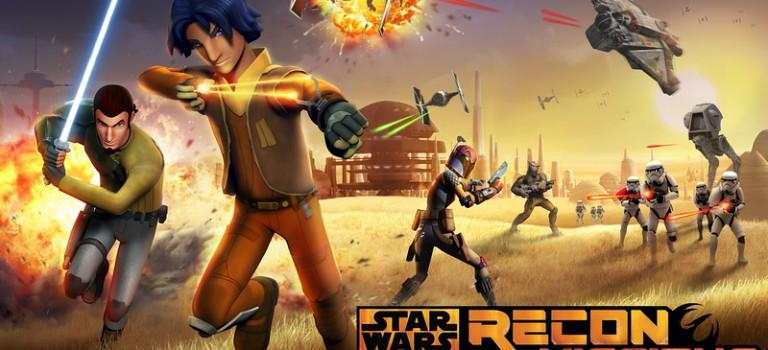 Star Wars estrena nuevo juego inspirado en la serie de TV.