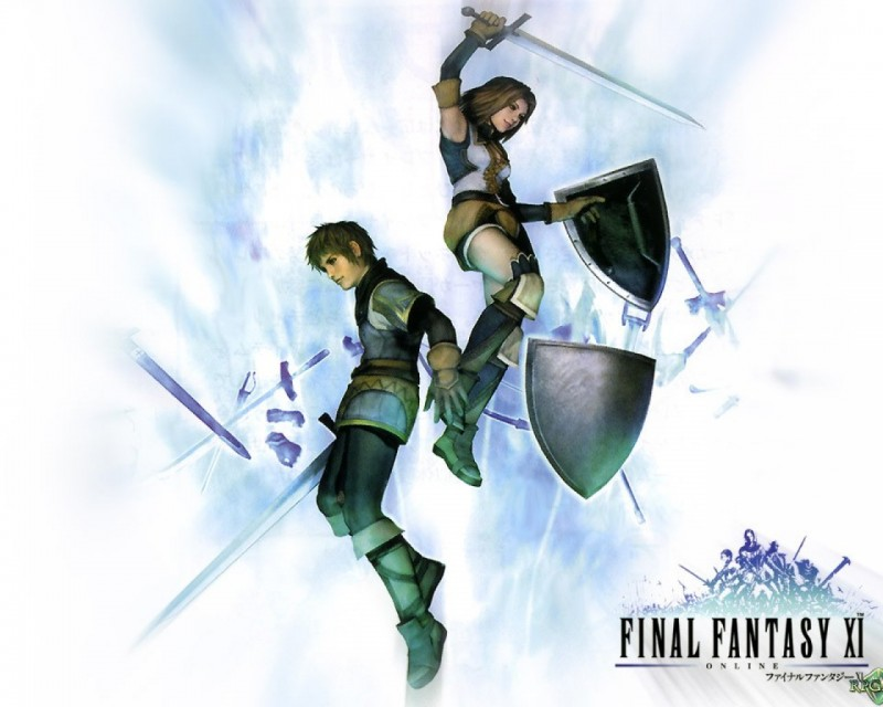 Final Fantasy 11-online