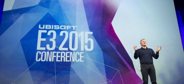 E3 2015: Ubisoft desplegó todo su arsenal en conferencia del E3