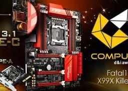 AsRock Computex