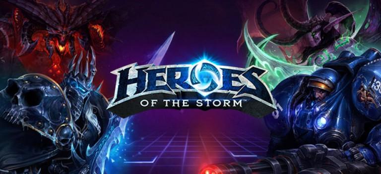 Libra las mejores batallas en Heroes OF The Storm