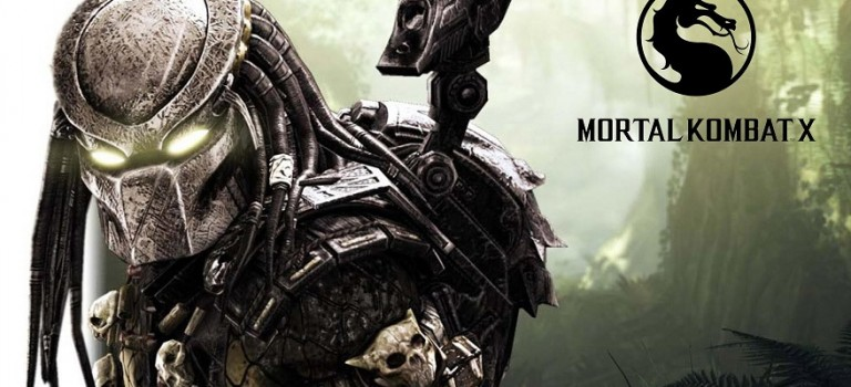 Predator, nuevo personaje de Mortal Kombat X