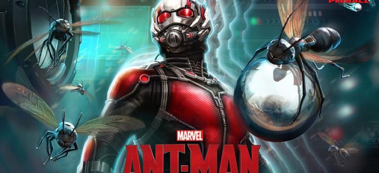 Zen Pinball 2 tendrá tablero inspirado en Ant-Man