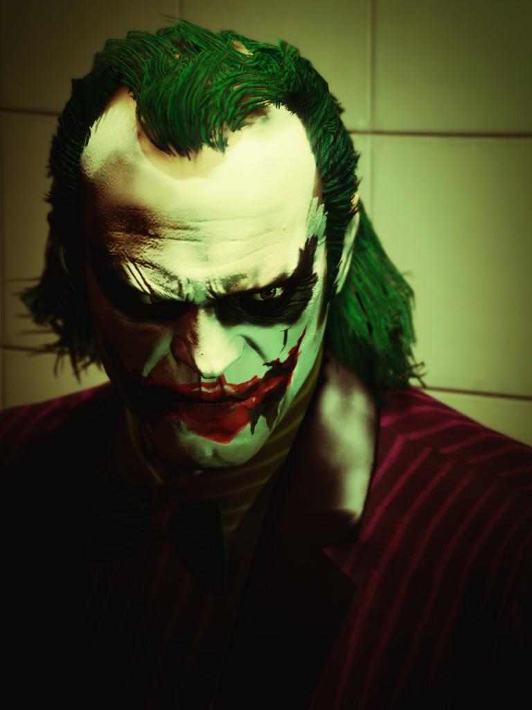 Joker de GTA V