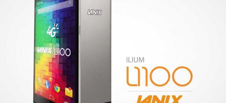 Llega a Colombia el nuevo Lanix Ilium L1100
