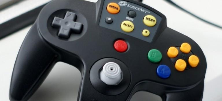 Mando de Nintendo 64 controla a la Xbox One