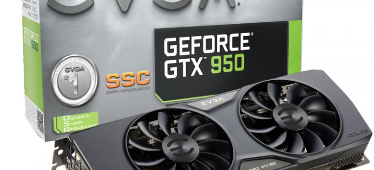 NVIDIA lanza GPU con mayor rendimiento: la GTX 950