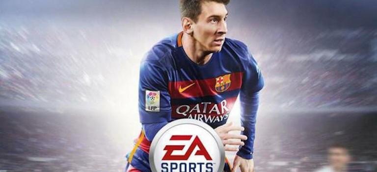 FIFA16 estrena comercial de TV