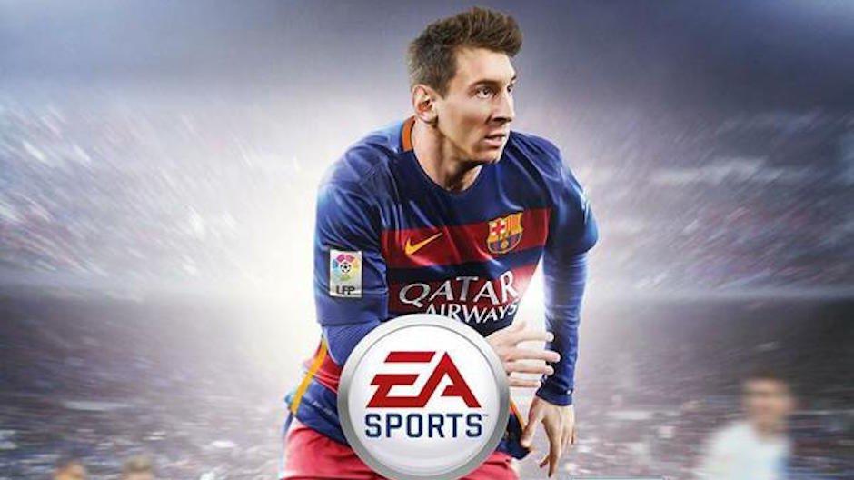 Messi portada fifa