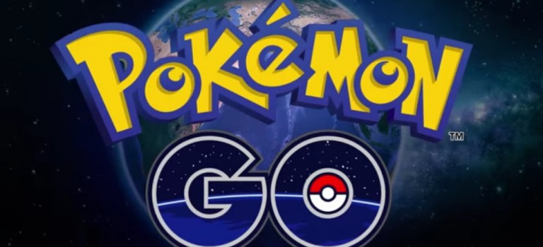 Realidad aumentada presente en Pokémon Go