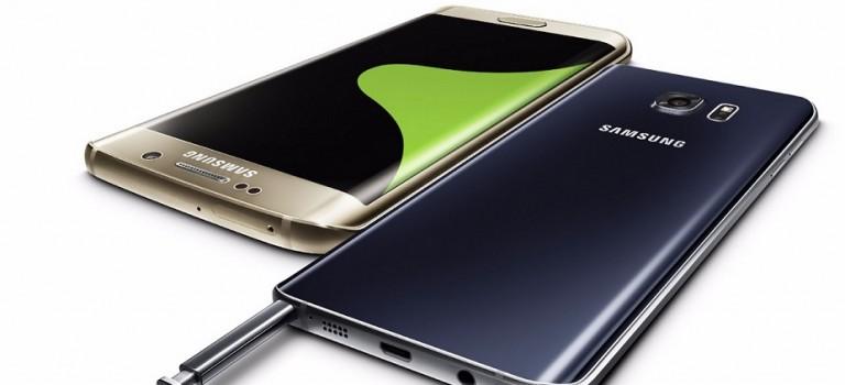 Ya están en Colombia el Samsung  Galaxy S6 edge+ y el Note 5