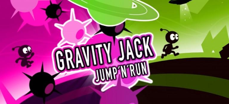 Gravity Jack está disponible para iOS