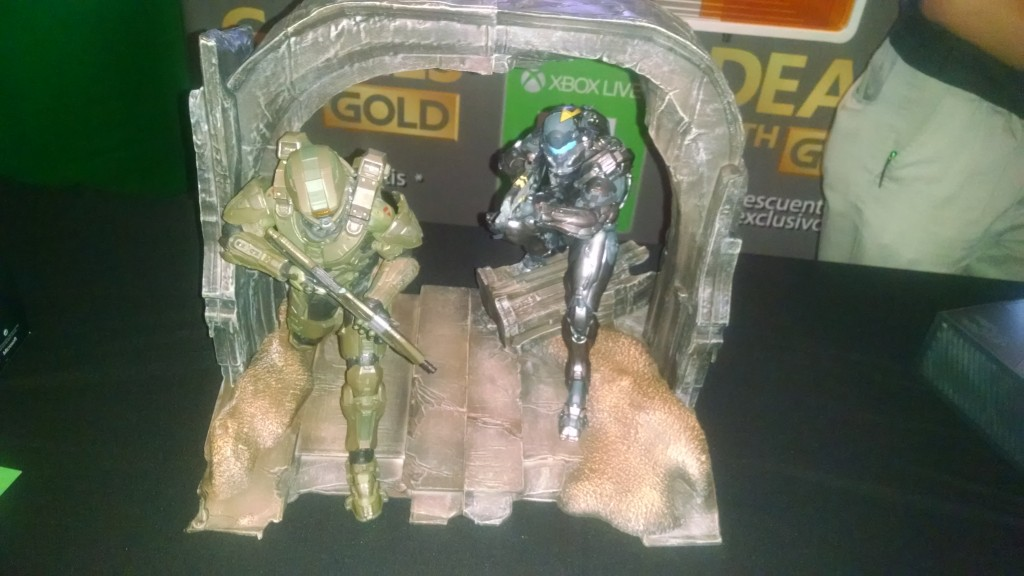 The Master Chief y Spartan Locke