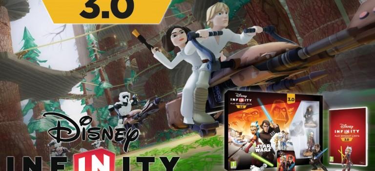 ¡Disney Infinity 3.0 llega al país!