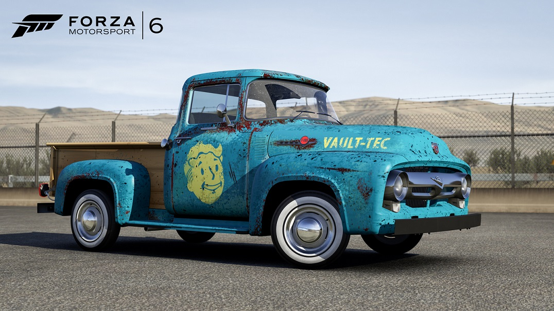 Fallout 4 1956 Ford F100