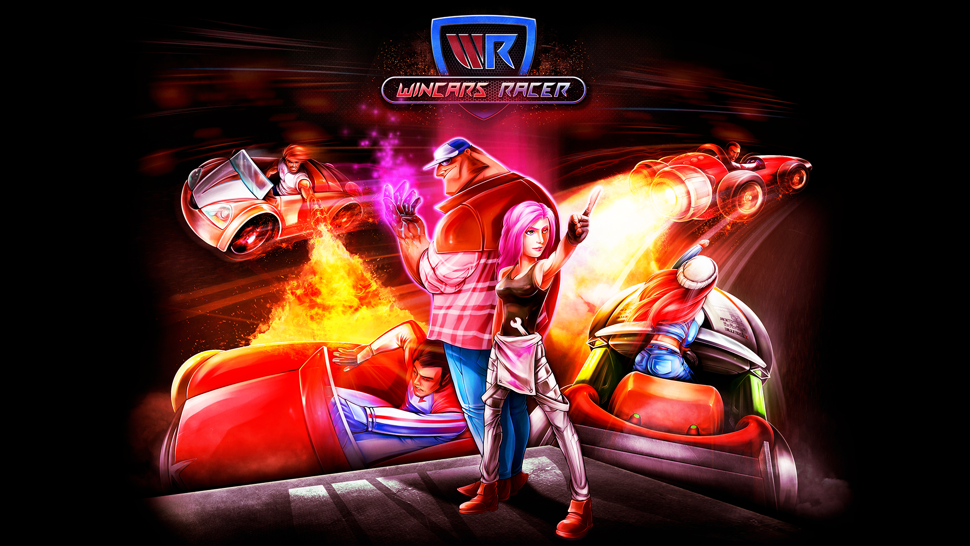 Wincars Racer 01