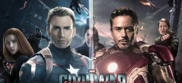 Marvel lanzó nuevo tráiler de Capitán América: Guerra Civil