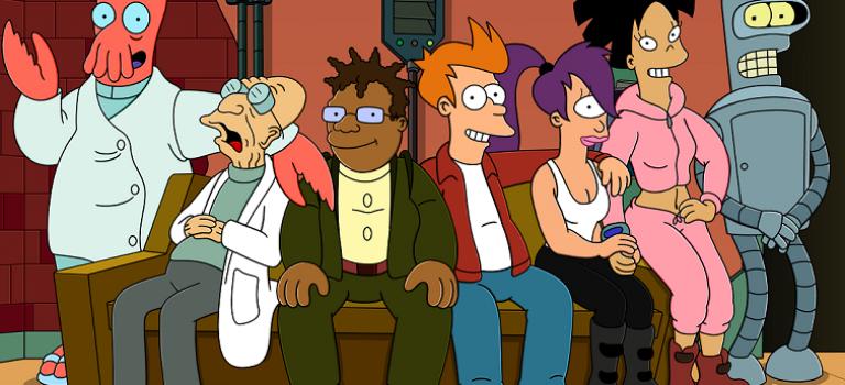 Futurama regresa en forma de vídeojuego para móviles