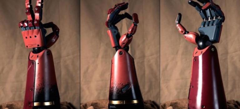 Konami está desarrollando articulación especial para gamer amputado