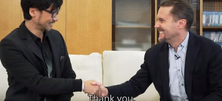 Kojima Productions oficialmente se separa de Konami