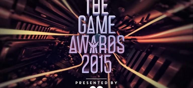 Llegan los Games Awards 2015: aquí todo lo que debes saber