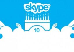 Skype Anniversary
