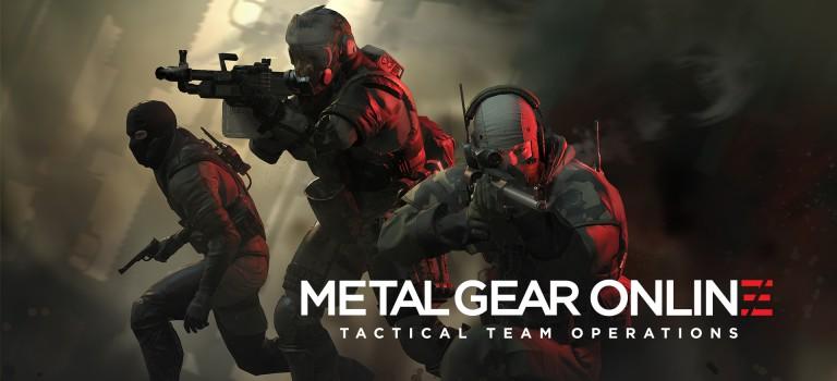 Desde hoy se puede jugar la Beta de Metal Gear Online para PC