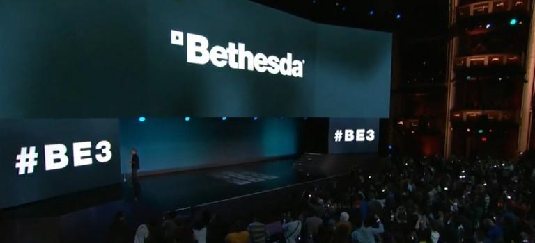 Bethesda confirma presencia en E3 2016