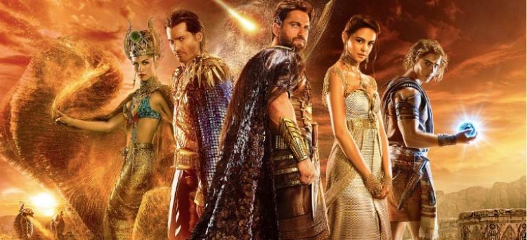 Dioses de Egipto estrena tráiler de lanzamiento previo a su gran estreno
