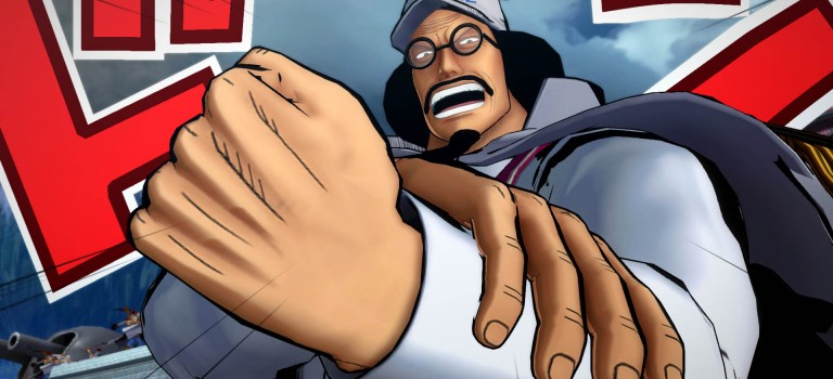 Lanzamiento One Piece: Burnign Blood