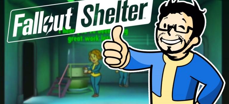 Anunciada la nueva actualización que llegará a Fallout Shelter