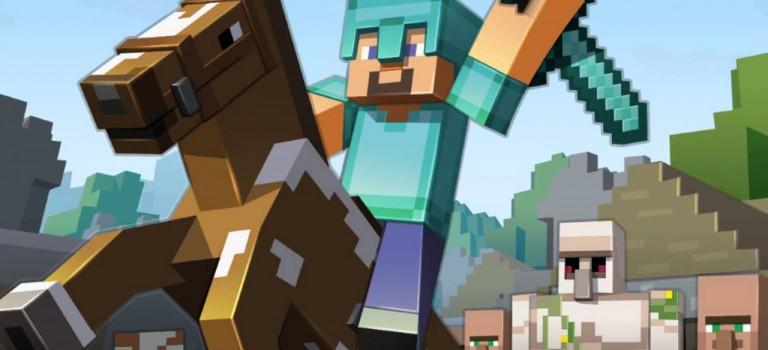 En Samsung Gear VR podrás disfrutar de Minecraft