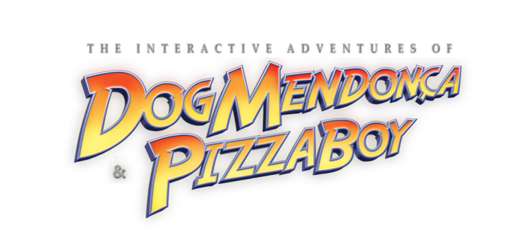 "Fué lanzado ""The Interactive Adventures of  Dog Mendonça & Pizzaboy"""
