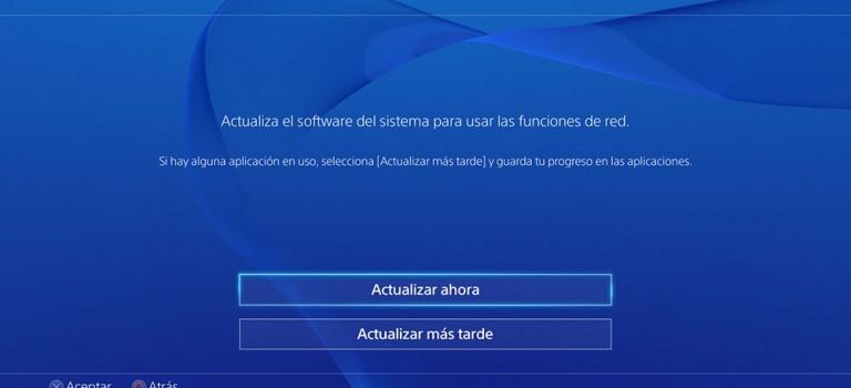 HOY: Beta para la actualización de sistema 3.50 de PlayStation 4