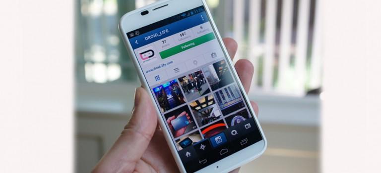 Ahora podrás publicar vídeos en Instagram de hasta un minuto de duración