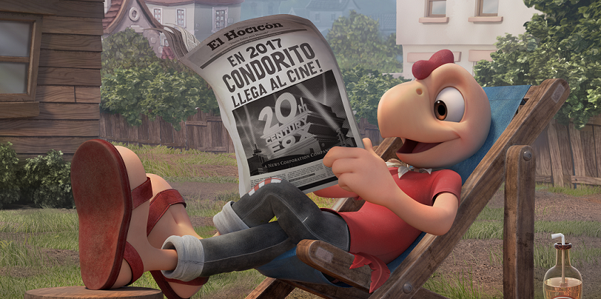 Condorito 3D