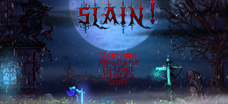 Review Slain!