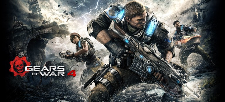 Entrevista a Chuck Osieja , Director Creativo de Gears of War