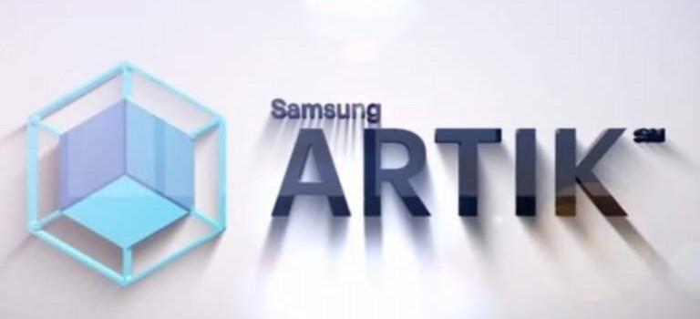 Samsung lanzó ARTIK, plataforma para desarrollar apps que impulsen el internet de las cosas