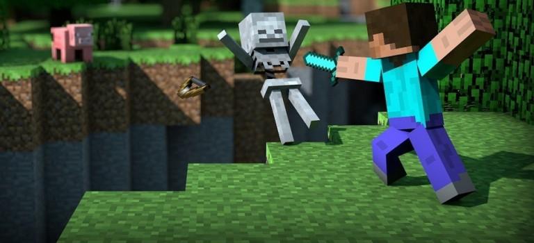Se abre la brecha de los juegos en VR, ha llegado el nuevo Minecraft en Realidad aumentada